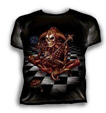 Halbarm Herren-T-Shirts mit Rundhals-Ausschnitt in Größe XL