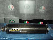 TERMINALE SCARICO RACING PERFORMANCE IN CARBONIO ARROW PER HONDA CBR 600