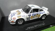 PORSCHE 911 CARRERA RS 2.7L LE GRAND BAZAR Tour de France 1/18 UNIVERSAL HOBBIES