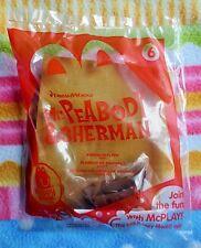 "McDonald's Happy Meal Toy - Mr. Peabody & Sherman # 6 ""Sherman Flyer Toy"""