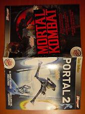 Guía doble Mortal Kombat + Portal 2 (PS3, XBOX 360, PC) Marca Player en Español