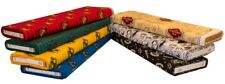 HARRY POTTER CRAFT COTTON FABRIC - HOGWARTS HOUSES, MARAUDERS MAP & GRYFFINDOR
