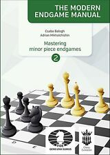Modern Endgame Manual Vol 3. Mastering minor piece endgames 2. NEW CHESS BOOK