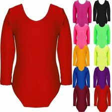 Unbranded Gymnastics Leotards & Unitards Dancewear for Children