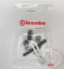 Brembo 115ml Clutch Fluid Reservoir and Mounting Kit (110A26386) for RCS 16 kit