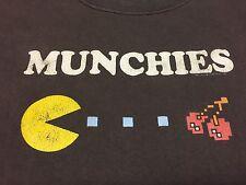Pac Man Nintendo Atari 2xl T Shirt Video Game Ghost Toy NES Arcade Game Munchies