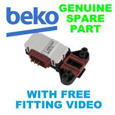 BEKO Genuine Washing Machine Door Interlock Lock 2805310400 WM WMA WMB WMC WME