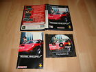 RIDGE RACER 5 V DE NAMCO PARA LA SONY PLAY STATION 2 PS2 USADO COMPLETO