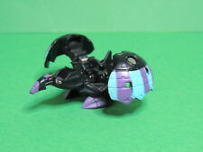 Bakugan Wired black Darkus 660G Season 2 S2 New Vestroia Set H Wave 4