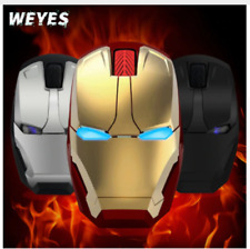 Iron Man Mouse - Wireless Mouse for Gaming