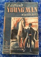 First Edition Copy Of A Difficult Young Man, By Martin Boyd
