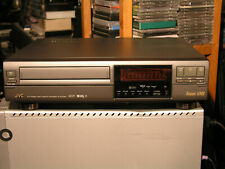 JVC S-VHS/VHS Recorder HR-S4700 Pal Mit Original Fernbedienung/Anleitung