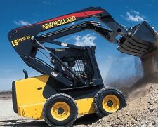 New Holland LS185.b Skid Steer DECAL KIT for your loader, LS 185b  FREE SHIPPING