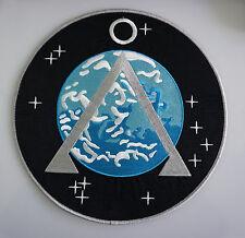 Star Gate großer Jacken Aufnäher - SG1 Logo - 20cm  - Patch zum aufbügeln