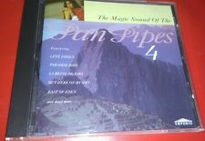 The Magic Sound Of The Pan Pipes No. 4 Album Emporio CD Playing Time 49.13