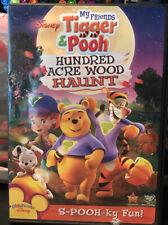 My Friends Tigger  Pooh: Hundred Acre Wood Haunt (DVD, 2008) Disney