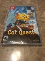 Cat Quest (Nintendo Switch) USA Edition - Fast Free Shipping