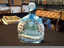 1969 95th Kentucky Derby Official Unopened Jim Beam Bottle/Decanter Rare!