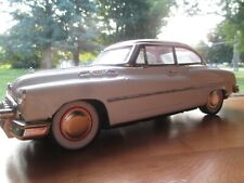 Vintage tin Buick,1950, friction toy car VG