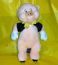 "Peluche Plush - DISNEY TRUDI Porcellino Timmy Fiddler Pig - 22 cm. 8,6"" USED CP"