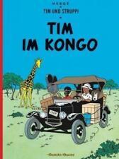 Tim und Struppi 01. Tim im Kongo von Herge (1997, Taschenbuch)