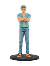 One Piece Jeans Freak Vol. 6 - Roronoa Zoro with Light Blue T-shirt BANP36232
