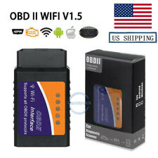 WIFI V1.5 OBD2 Diagnostic Tools Car Interface OBD2 Scanner code reader For IOS