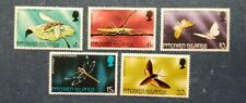 Pitcairn Stamps, Scott 151-155 Complete Set MNH