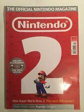 Nintendo Official Magazine Issue 83 July 2012 Wii U Mario Pokemon Celebration