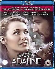 The Age Of Adaline Blu-Ray NEW BLU-RAY (EBR5250)