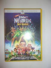 DVD JIMMY NEUTRON BOY GENIUS