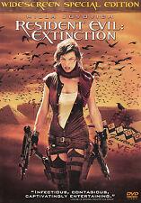 RESIDENT EVIL : EXTINCTION Milla Jovovich  DVD R1