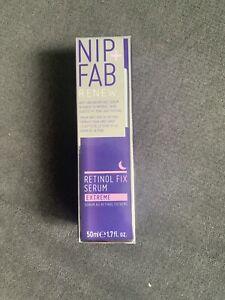 NIP+FAB Retinol Fix Treatment Serum 50ml BRAND NEW RRP £29.99