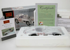 Mercedes-Benz 300 SLR Diecast, 1955 (W 196 S), Signed by Stirling Moss