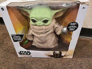 Mattel Yoda Star Wars Action Figure - 1437776