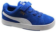 PUMA Schuhe für Jungen aus Leder mit Klettverschluss