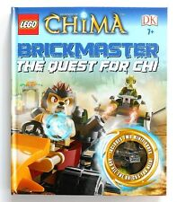 Unique LEGO Legends of Chima Brickmaster The Quest for Chi NEW SEALED AUTHENTIC