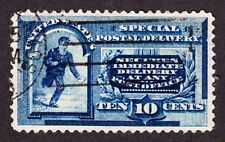 US E2 10c Special Delivery Used VF-XF SCV $45