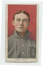 Davy Jones 1909-11 T206 - Detroit, Sweet Caporal 350/30 - VGEX