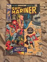 Prince Namor The Sub-Mariner #37 First Print [MARVEL COMICS, 1971]