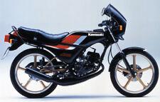 Kawasaki AR80 Stainless Engine Casing Bolts Kit
