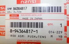 ISUZU TENSIONER ARM 8943648171