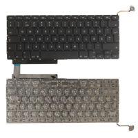 For Keyboard Apple Swedish A1286 2009 2010 2011 2012 MacBook Pro Unibody 15''