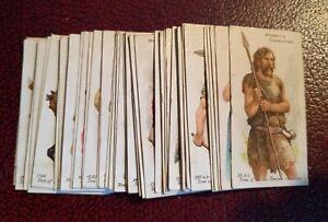 Arms & Armour Cigarette Cards Hignett Bros & Co Imperial Tobacco 44/50 Part Set