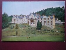 POSTCARD MORAY THE CLUNY HILL HOTEL - FORRES