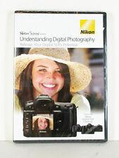 2 Nikon School DVD's: 'Understanding Digital Photography' & 'Fast, Fun & Easy'