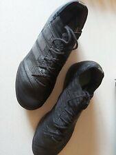 Boys Mens Size 5 Black Adidas Trainers