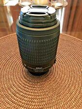 Nikon Nikkor 55-200mm F/4-5.6g VR II Zoom Lens in EXCELLENT condition!