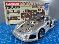 Rare Vintage Carrera 1/12 Porsche 935 Structo Tamiya Kyosho Associated Germany