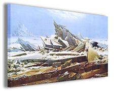 Quadro moderno Caspar David Friedrich vol VII stampa su tela canvas riproduzioni